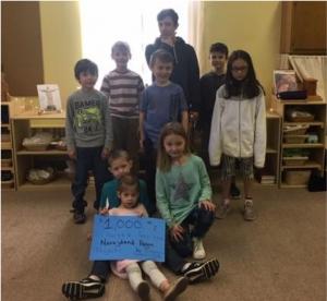 Children & Youth of St. George's Help Fund Navajoland Hogan Project