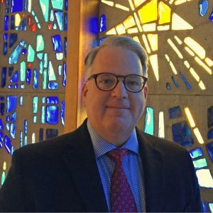 Baker Named Canon to the Ordinary for Mission Resources & CFO